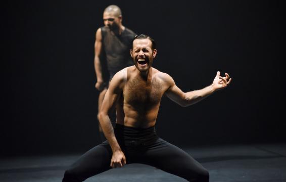 MASTERCLASS - L-E-V Dance Company / Sharon Eyal y Gay Behar