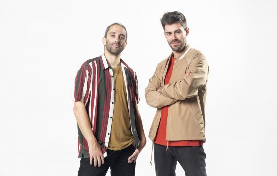 Toni Jodar, Javi Casado i Guille Vidal-Ribas - Explica Dansa i Transmissions: Posem veu al cos