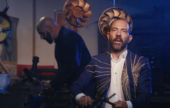 Juan Carlos Lérida - Máquinas Sagradas