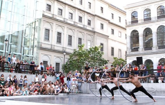 DAVID VENTO DANCE THEATRE - INDALA
