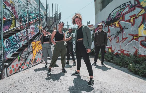 La Banda, Street Groove - Ritme al carrer