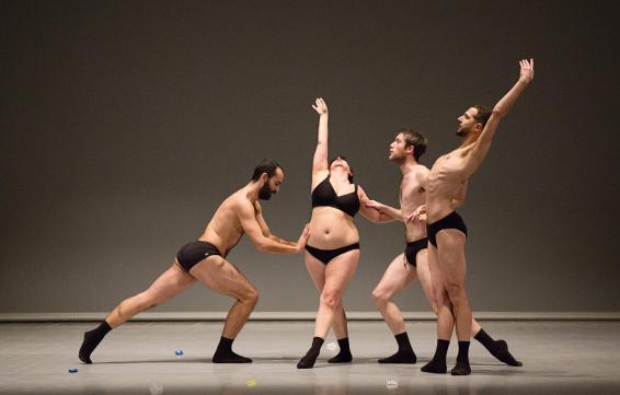 Silvia Gribaudi Performing Arts - Graces