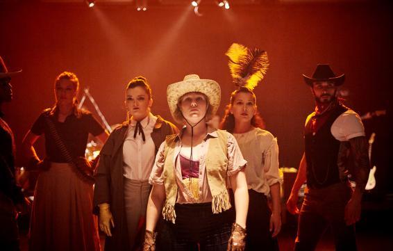 Sebastian Weber Dance Company - COWBOYS