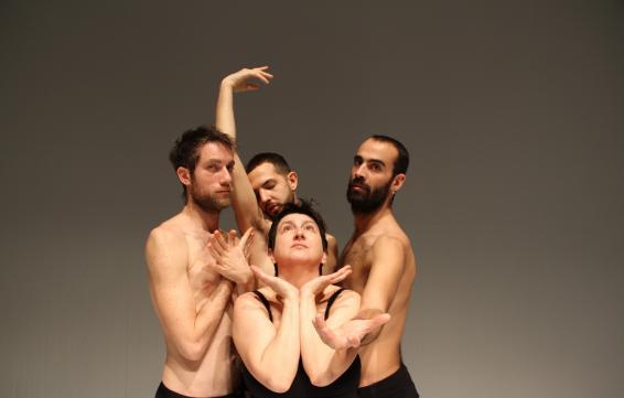 Silvia Gribaudi Performing Arts - Taller Silvia Gribaudi Performing Arts