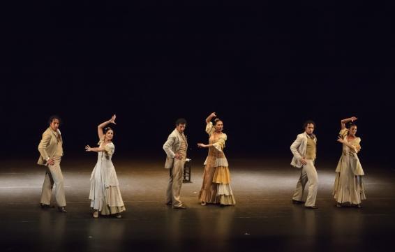 Solistas del Ballet Cristina Hoyos - Lo Flamenco